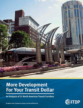 More Development for Your Transit Dollar