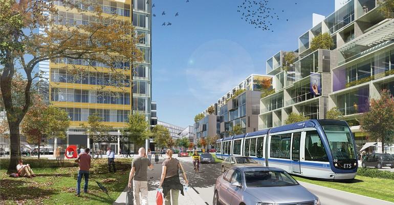 Transit – Oriented Development (TOD)