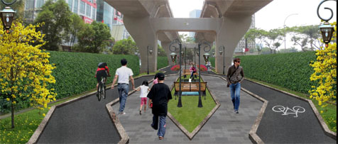 Greenways, Untuk Jakarta yang Lebih Baik
