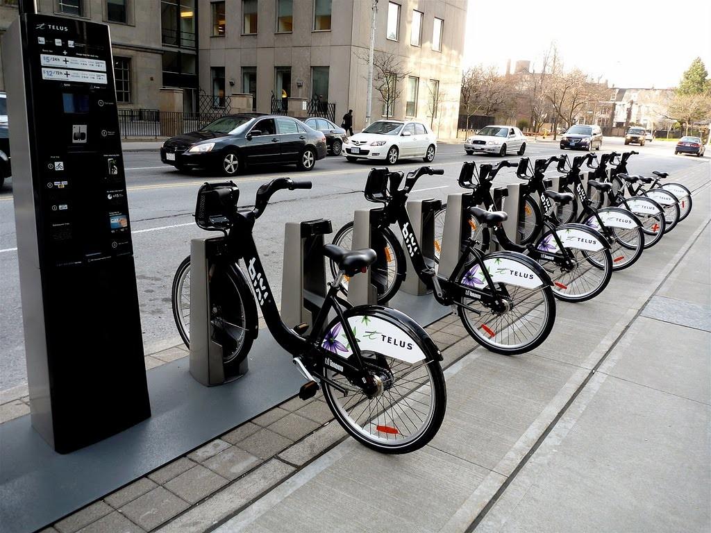 Promosikan Bersepeda Lewat Bike Sharing