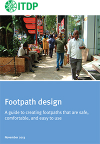 Footpath Design: A guide to creating footpaths