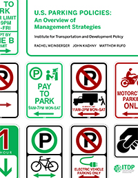 U.S. Parking Policies: An Overview of Management Strategies