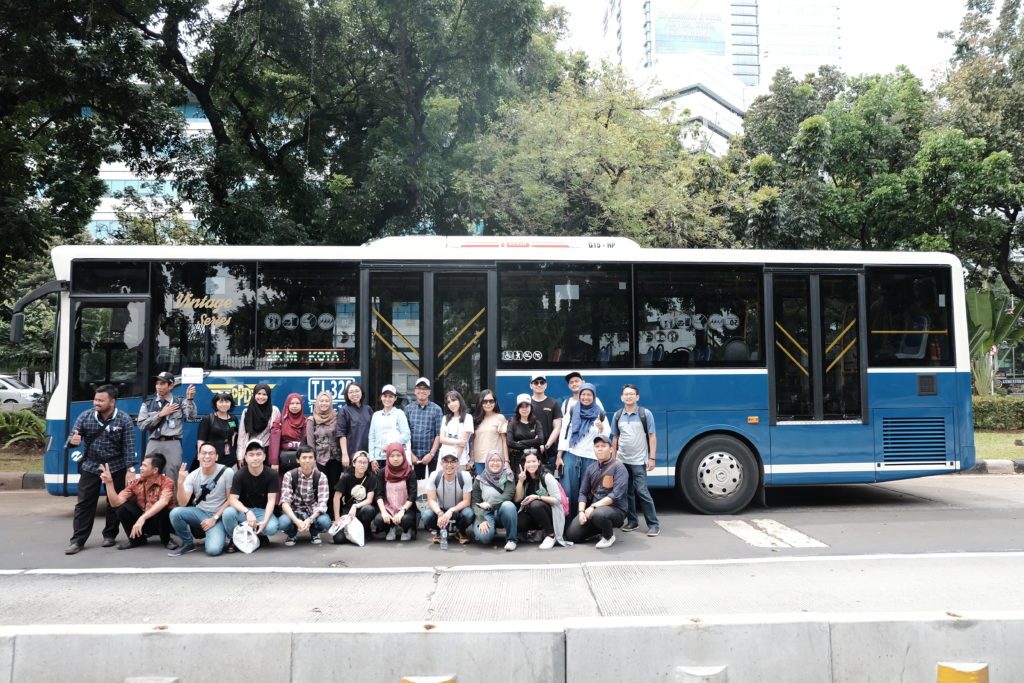 "Site Visit Busway – Culinary Edition: ""Down to Chinatown""!"