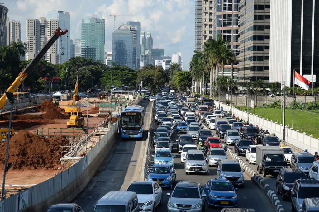 The world's worst traffic: can Jakarta find an alternative to the car?