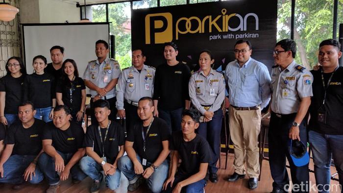 Aplikasi Ini Permudah Cari Parkiran di Jakarta