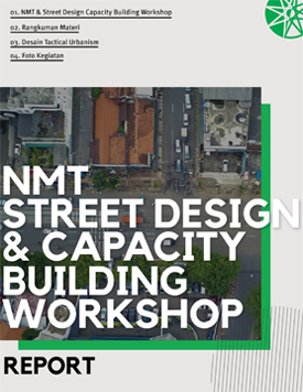 NMT & Street Design Capacity Building Workshop Report