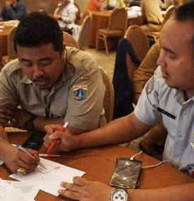 Lokakarya Pengembangan Kapasitas NMT dan Desain Jalan di Jakarta, Indonesia