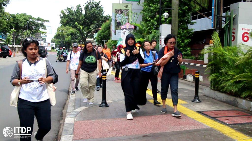 Safe Bus Journey dengan UN Women, Kalyanamitra, dan Transjakarta