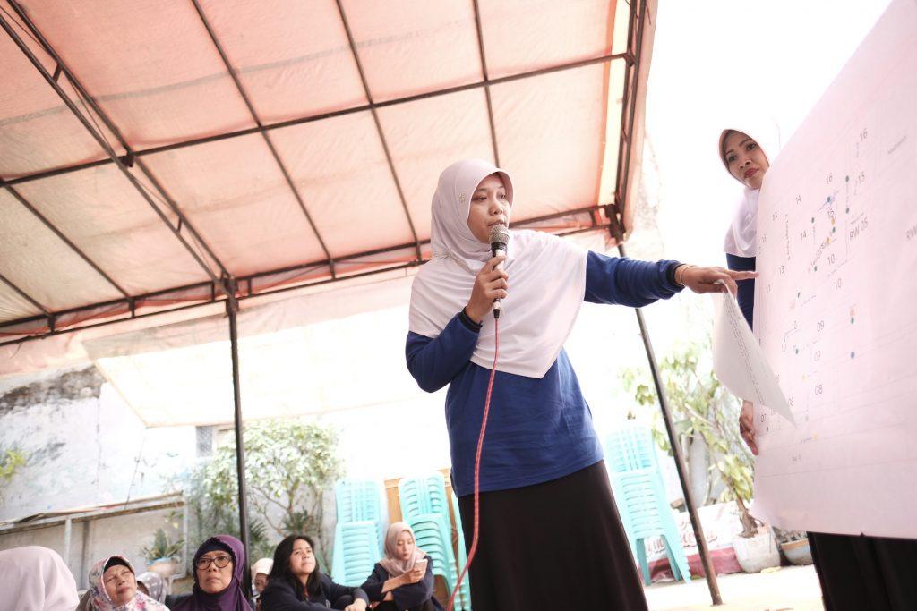 Workshop Kampung Bersama Para Perempuan RW 01 Sunter Jaya